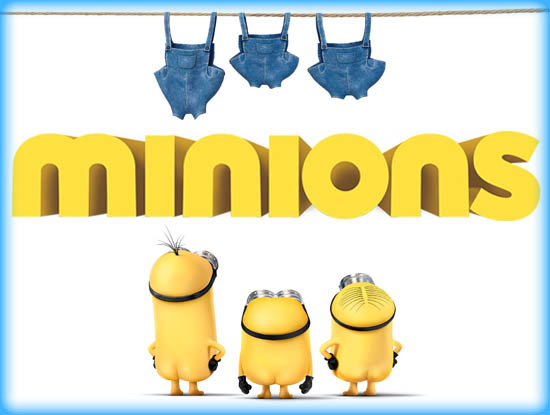 Minions 2015 Movie Review Film Essay