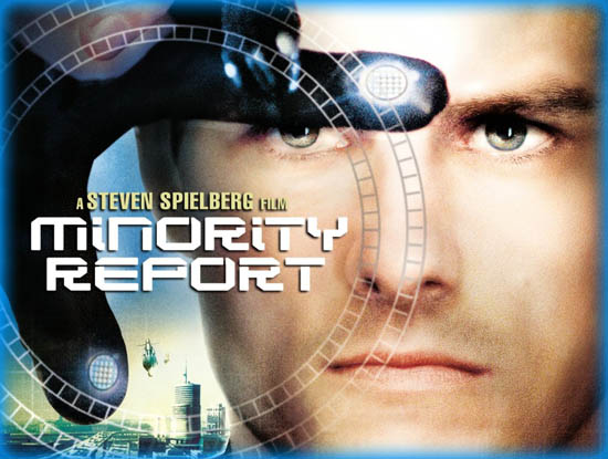Minority report essay