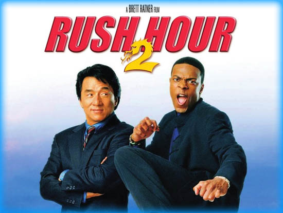 Rush Hour 2 (2001) 1080p BluRay x264 AC3 Esub Dual Audio [Hindi DD 2.0CH + English DD 5.1CH] 945MB + 3.83GB Download | Watch Online