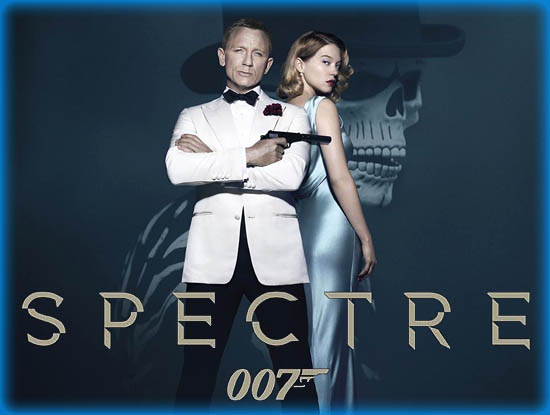 Spectre disappointing movies