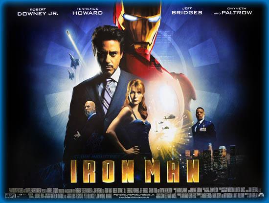 Iron Man 2008 Movie Review Film Essay