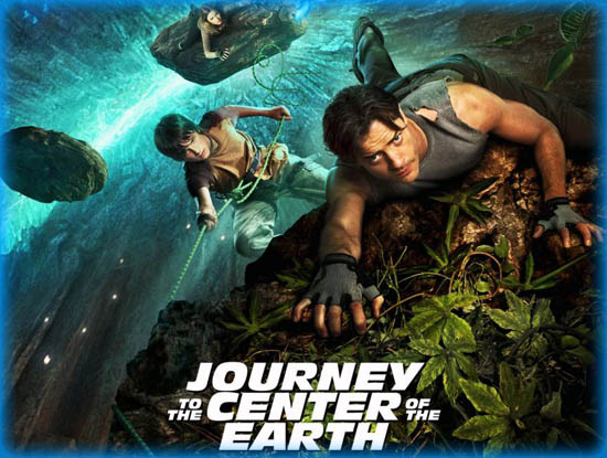 Journey To The Center Of The Earth 2008 Movie Review Film Essay