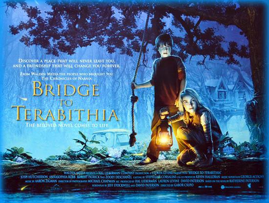Bridge to Terabithia (2007) - Movie Review / Film Essay