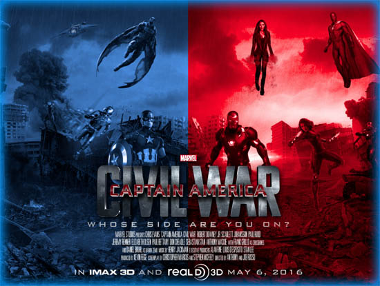 Captain America Civil War 2016 Movie Review Film Essay