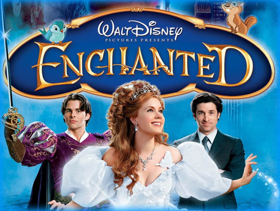 Watch Enchanted 2007 Full Movie
