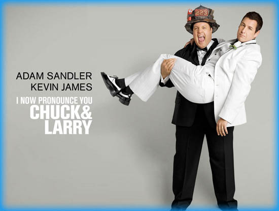 I Now Pronounce You Chuck Larry 2007 Movie Review Film Essay