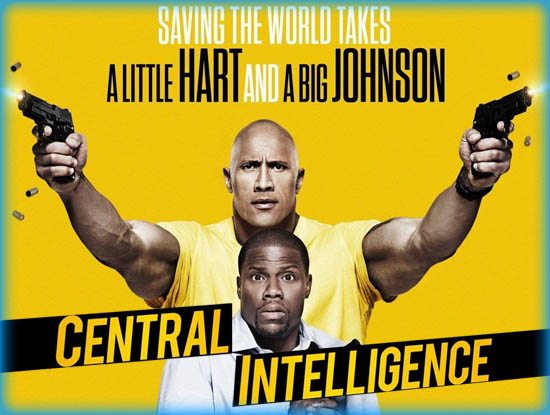 Central Intelligence 2016 Movie Review Film Essay