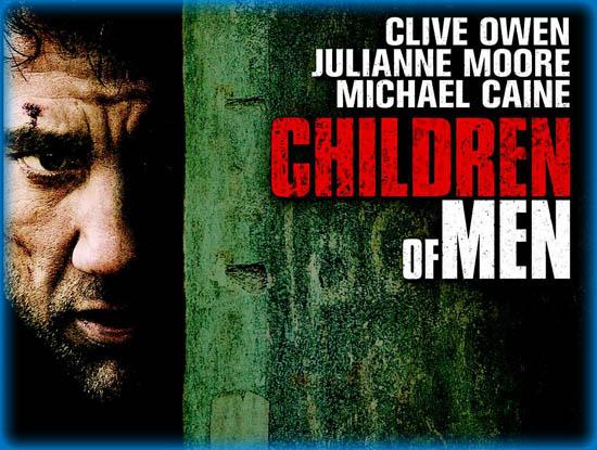 Children of Men (2006) - Movie Review / Film Essay
