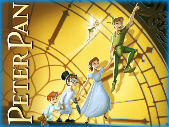 peter pan    movie review  film essay peter pan