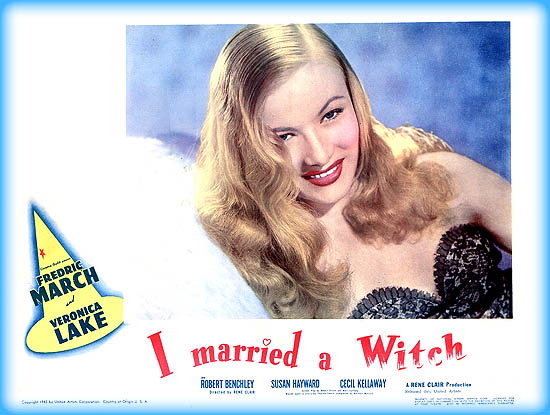 I Married a Witch (1942) - Movie Review / Film Essay