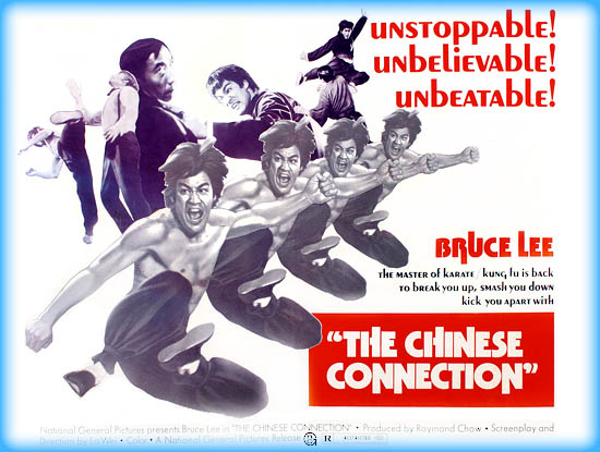 The Chinese Connection (Fist of Fury) (1972) - Movie Review