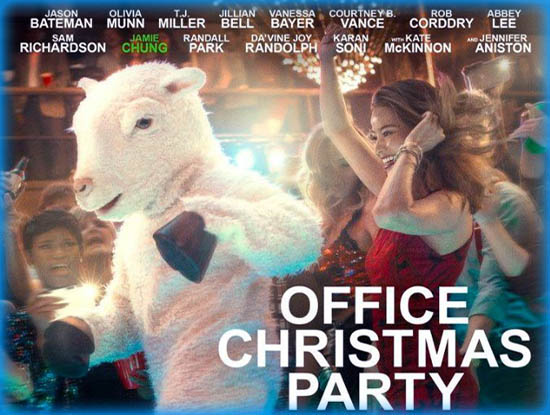 Office Christmas Party Jamie Chung.Office Christmas Party 2016 Movie Review Film Essay