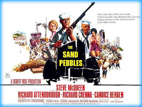 The Sand Pebbles (1966) - Movie Review / Film Essay