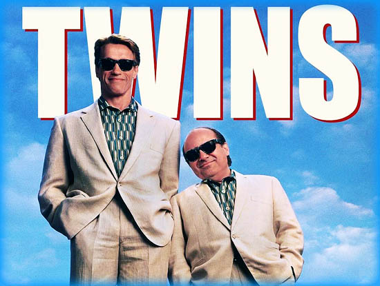 Twins (1988) - Movie Review / Film Essay