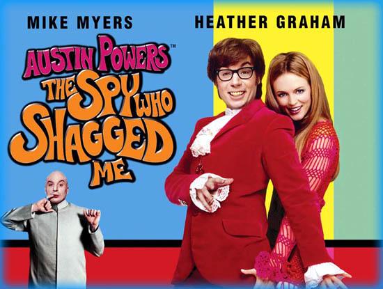 Austin Powers The Spy Who Shagged Me 1999 Movie Review Film Essay