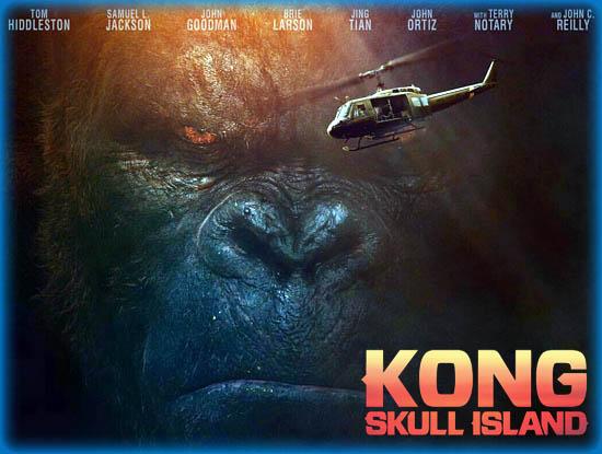 Kong Skull Island 2017 Movie Review Film Essay