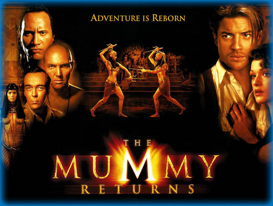 The Mummy Returns 2001 Movie Review Film Essay
