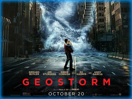 Geostorm 2019