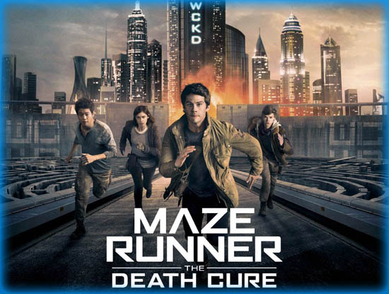 Maze Runner: The Death Cure (2018) - Movie Review / Film Essay