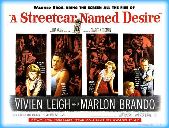A Streetcar Named Desire (1951) - Movie Review / Film Essay