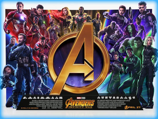 Avengers Infinity War 2018 Movie Review Film Essay