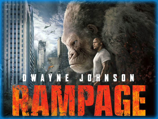 Rampage 2018 Movie Review Film Essay