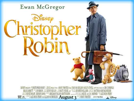 Christopher Robin 2018 Movie Review Film Essay
