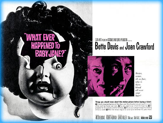 What Ever Happened to Baby Jane? (1962) - Movie Review