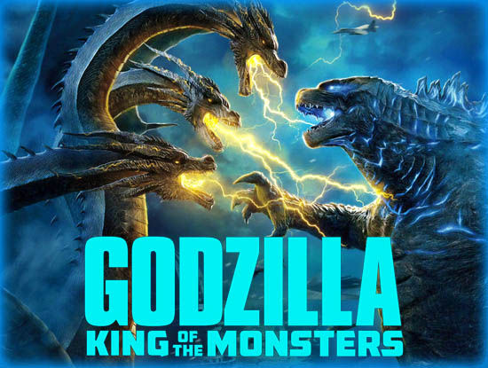 Godzilla King Of The Monsters 2019 Movie Review Film Essay