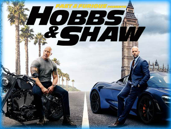 Fast Furious Presents Hobbs Shaw 2019 Movie Review Film Essay